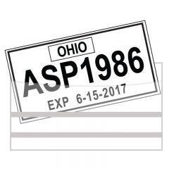 License Plate Accessories