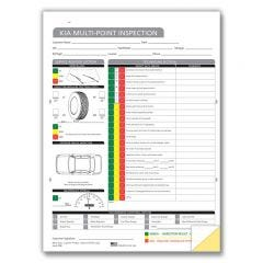 Multi Point Inspection Sheets