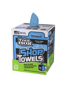 Disposable Shop Towels - Pull Box