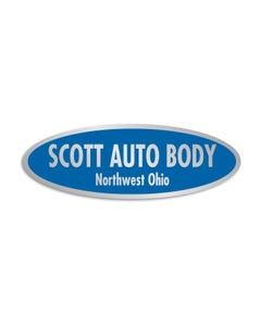 Auto Custom Dealer Decals - Oval