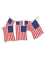 American Flag Pennants