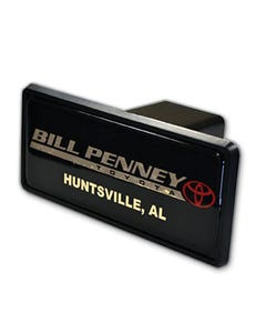 Custom Hitch Cover - Style F