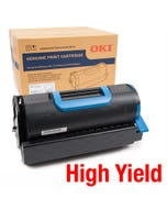 Okidata B721 High Yield Print Cartridge