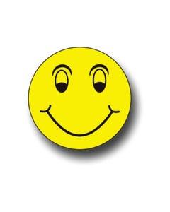 Window Sticker-Happy Face