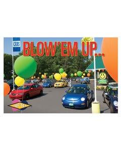 Tuf-Tex Giant Balloons