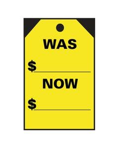 Hang Tag Slogan Window Stickers