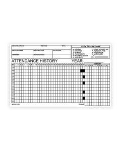 Employee Attendance Tracker