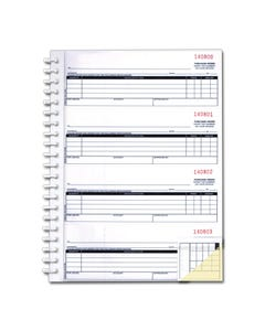 Purchase Order Book - 2 Part