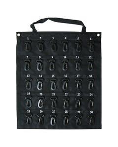 30 Key Rollable Key Case