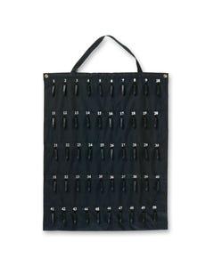 50 Key Rollable Key Case