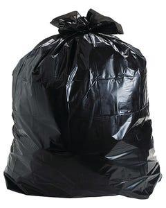 55-60 Gallon Black Trash Bags