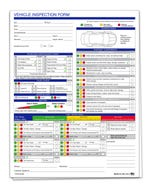 Generic Vehicle Inspection Forms