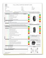 Mazda Multi-Point Inspection Forms