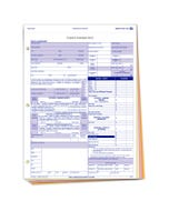 Custom Imprinted Rental Agreement CFD-252-PA4