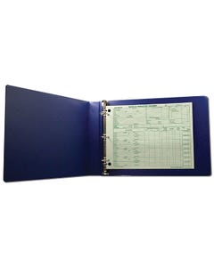 Vehicle Inventory Records Binder
