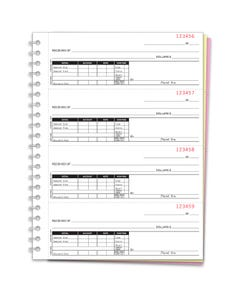 Cash Receipt Book - 3 Part (NC-14-3)