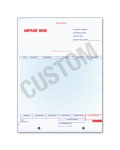 Custom Imprinted Laser Statement LZR-STMT-BF
