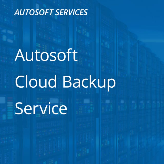 Autosoft Cloud Backup Service