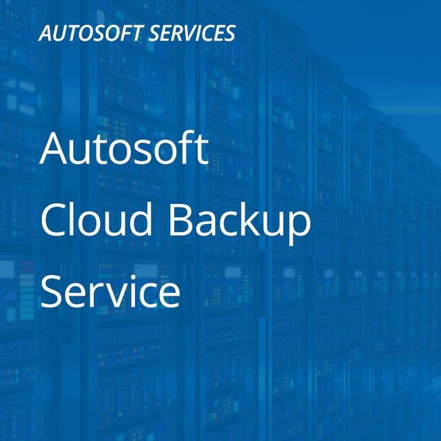 Autosoft Cloud Backup Service