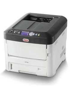 Okidata C712DN Digital Color Printer