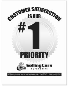 Custom Premium Heavy Duty Floor Mats-Number 1 Priority