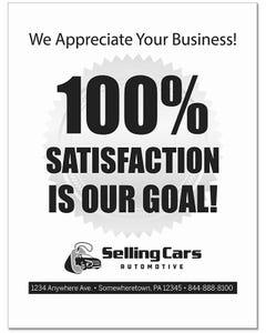 Custom Premium Heavy Duty Floor Mats-100% Satisfaction