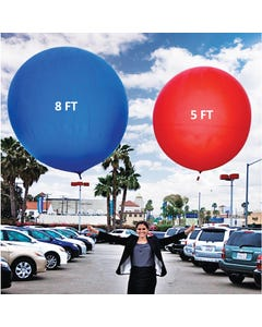 Giant Car Dealership Balloons