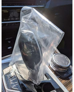 Plastic Disposable Gear Shift Covers