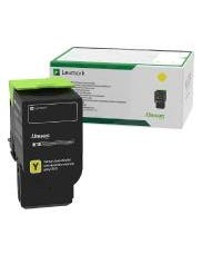 Lexmark Yellow Ultra High Yield Toner (7k) | 78C1UY0