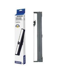 Epson Black Ribbon Cartridge for FX-2190 | S015335