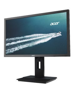 "Acer 24"" LCD Wide Screen Monitor With Speakers"