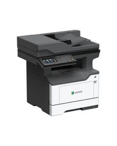 Lexmark Monochrome Multi-Function Laser Printer with Analog Fax | MX521ade