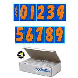 Windshield Number Kits