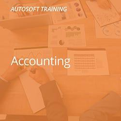 Autosoft Accounting Training