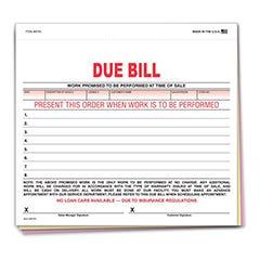 Due Bill