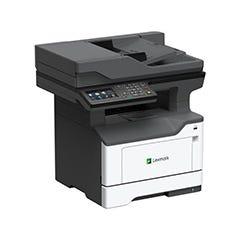Lexmark MX521de Monochrome Multi-Function Laser Printer