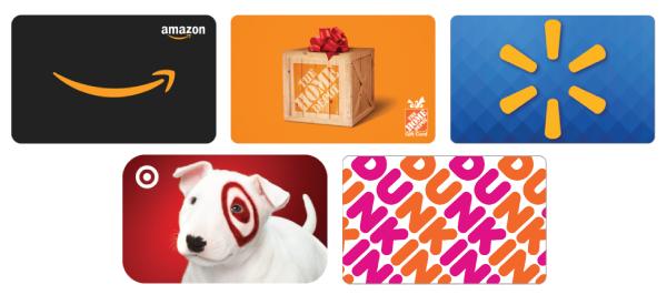 Dealermarket Gift Card Options