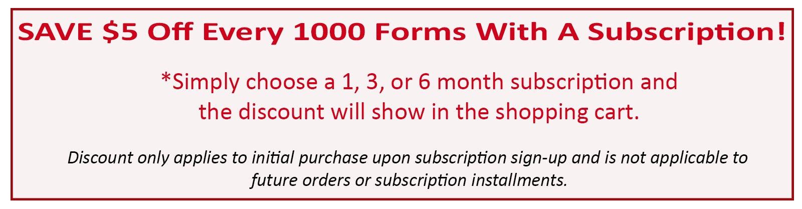 Dealermarket Subscriptions